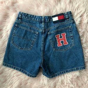 Vintage Tommy Hilfiger Denim Shorts 8